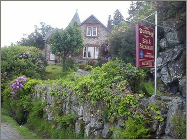 Dunivaig Accommodation Tarbert Loch Fyne
